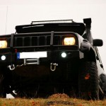 Auta 4x4 do off-roadu
